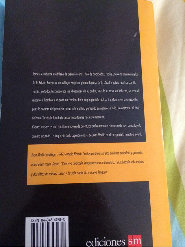 Libro cuartos oscuros de segunda mano por 3 € en Rivas-Vaciamadrid ...