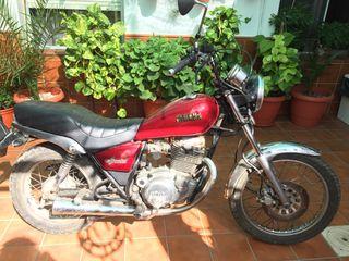Yamaha sr special 250 para despiece