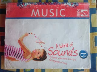 Libro Music A World of Sounds B