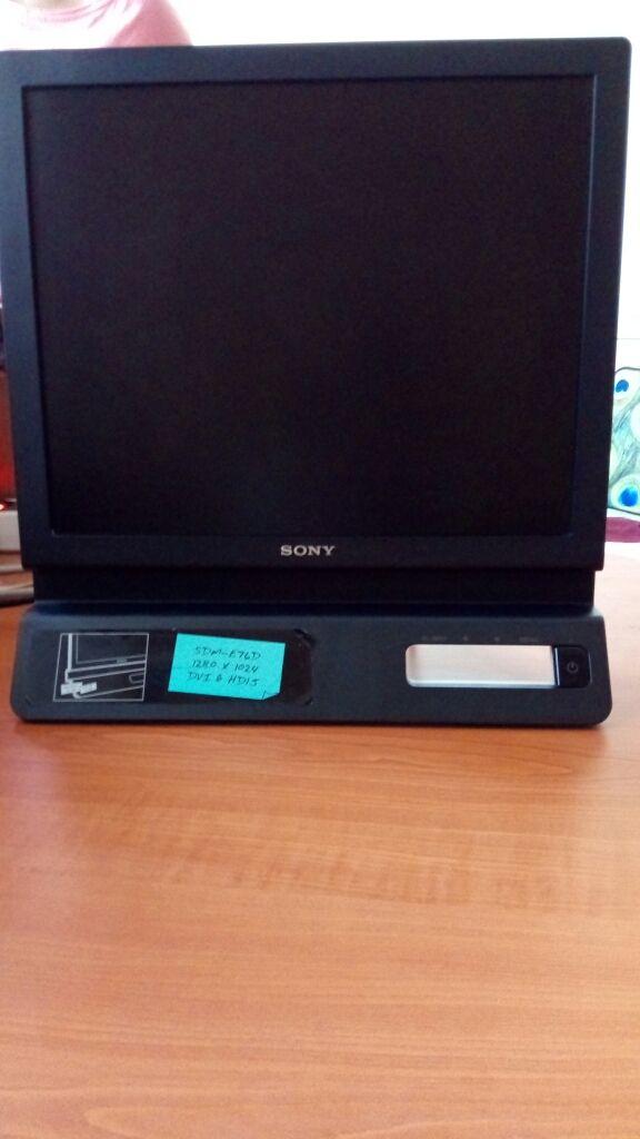 Monitor ordenador + teclado