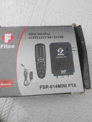 mini digital satellite receiver