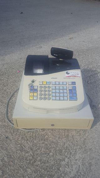 Maquina registradora (Olivetti ECR 2450)
