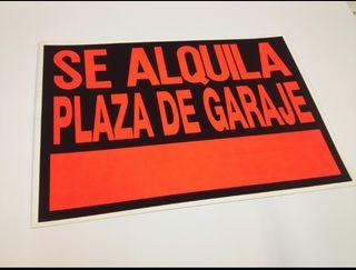 Plaza de garaje Las Arenas