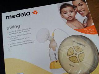 Extractor leche Meleda Swing