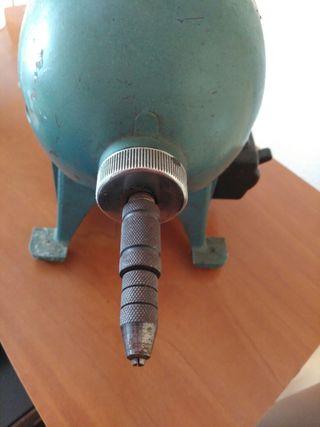 Motor pulidora