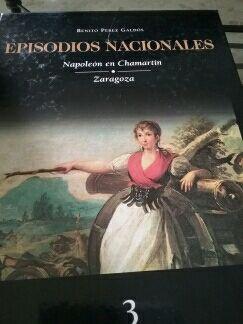 libros Episodios Nacionales