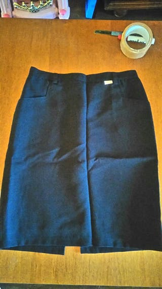 falda uniforme de camarera