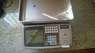 Bascula de pesado digital con bateria