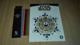 Star Wars Cuaderno para colorear