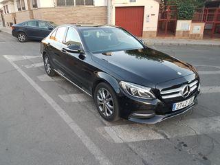 Mercedes-Benz Clase C 220 bluetec 2015