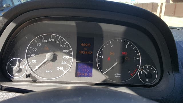 Mercedes-Benz Clase A 2012