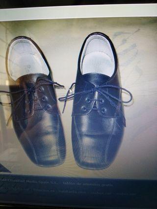 Zapatos niño para comunión