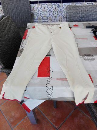 pantalon color beis