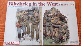 Maqueta Infantería
