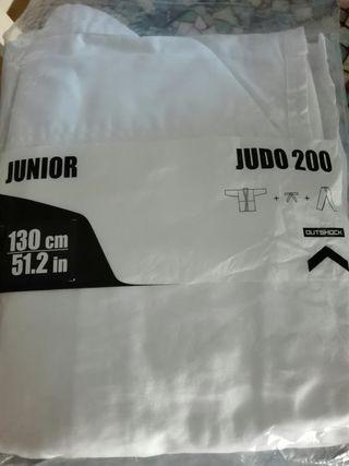 traje de judo