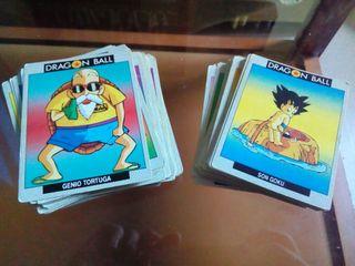 Cartas Dragon Ball