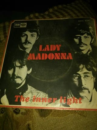 disco vinilo de los the beatles