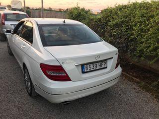Mercedes-benz Clase C automático 2011