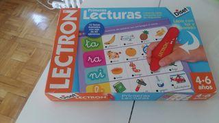 Lecturas electron