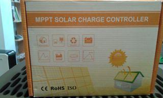 Regulador Solar MPPT SRNE SR-ML2430