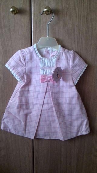 Vestido bebé (NUEVO)
