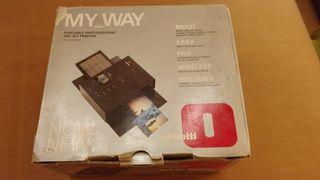 Impresora portátil Olivetti my_way