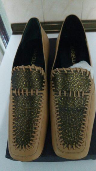 zapatos artesanos
