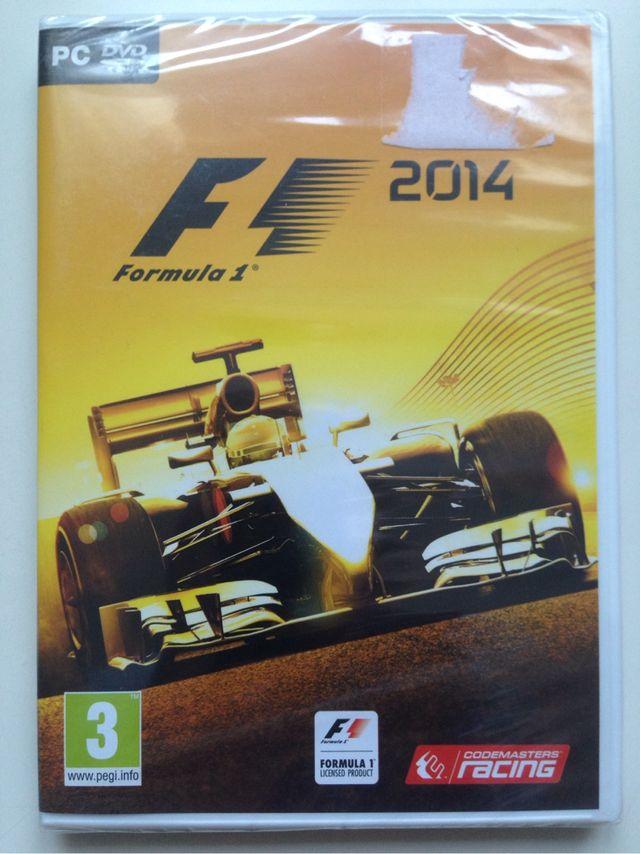 Formula 1 2014 Precintado (PC)