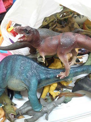 Dinosaurios coleccion