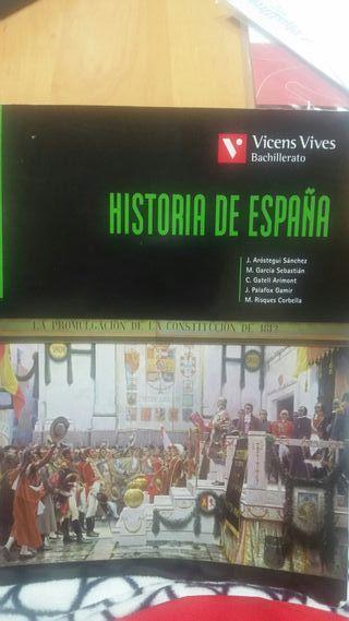 libro historia españa