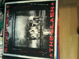 The Clash. Sandinista. 3LP