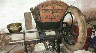 maquina despalilladora