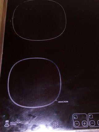 placa de cocina de induction