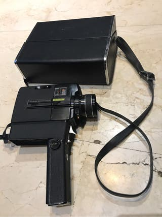 Filmadora sankyo 8mm mf404 cámara vídeo