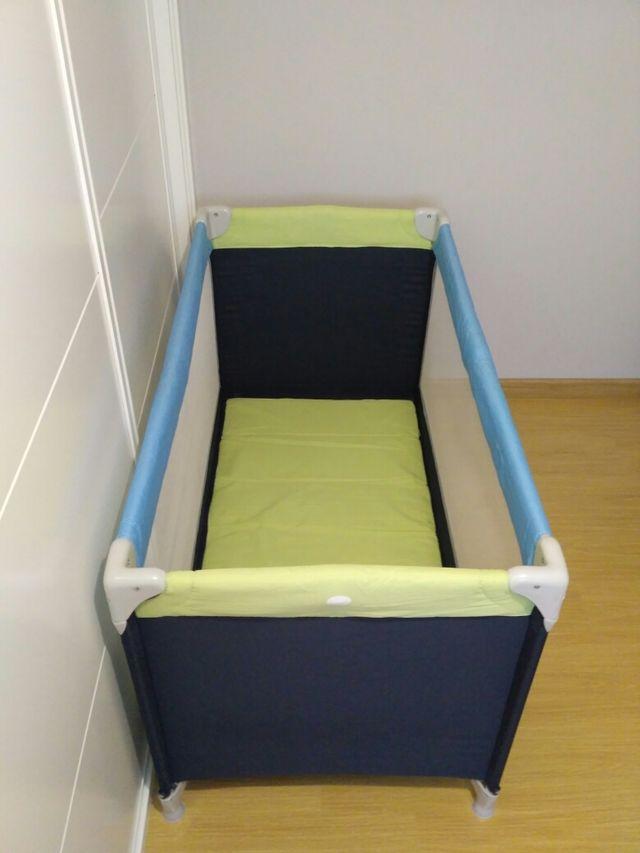 Cuna de viaje bebés/niños