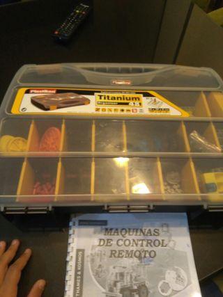 kit de montaje de coches de control remoto
