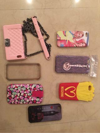 Carcasas IPhone 5/ 5s
