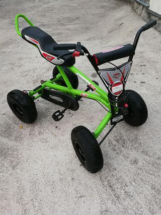 quad a pedales para freestyle