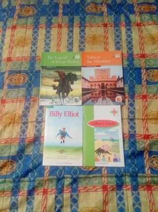 Libros de lectura en ingles