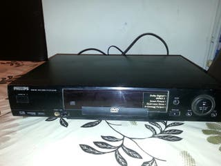 Lector cd/dvd video Philips
