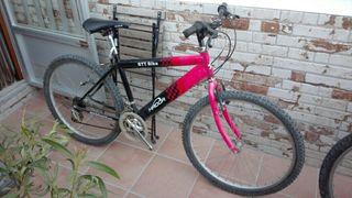 Bicicleta de montaña. Btt, Mtb