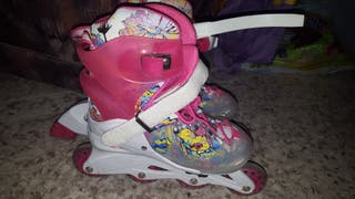 patines linea 34-37