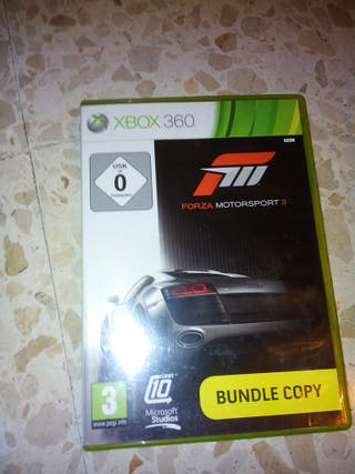 Forza motorsport 3 xbox-360