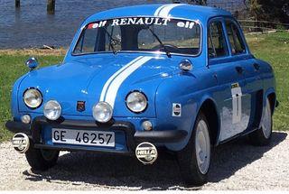 Renault ondine gordini dauphine