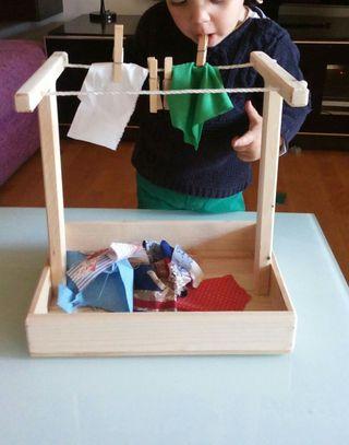 Tenderete vida práctica Montessori