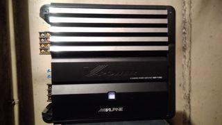 alpine amplificadorr