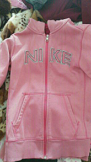 chaqueta nike y benetton
