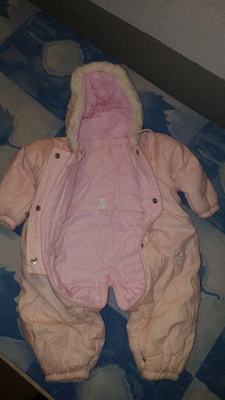 Bebé saquito abrigo