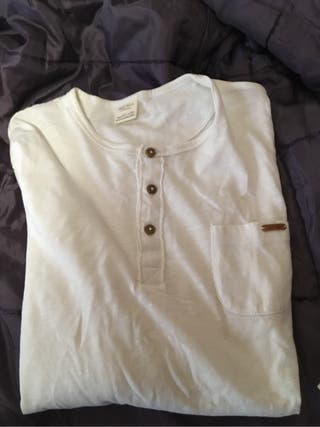 Camiseta manga larga niño zara