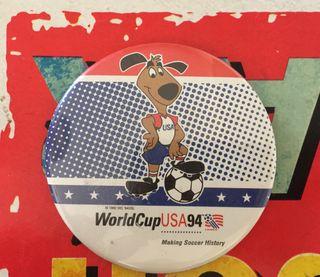Chapa Original Mundial USA 94